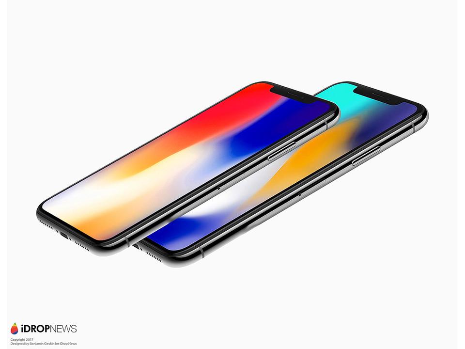 来年くるかも…? 噂を元に作られた「iPhone X Plus」のレンダリング画像