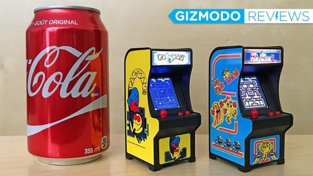 Tiny Arcadeレビュー:プレイするより、観賞用として手元に置きたいかも