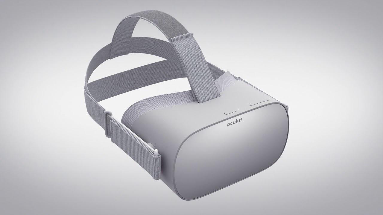 OculusからスタンドアロンVRヘッドセット「Oculus Go」発表。199ドルで、スマホ/PCは不要