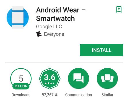 終焉のカウントダウン...?Android Wearの新機能追加がOSアップデートの代わりにPlay Storeから可能に。