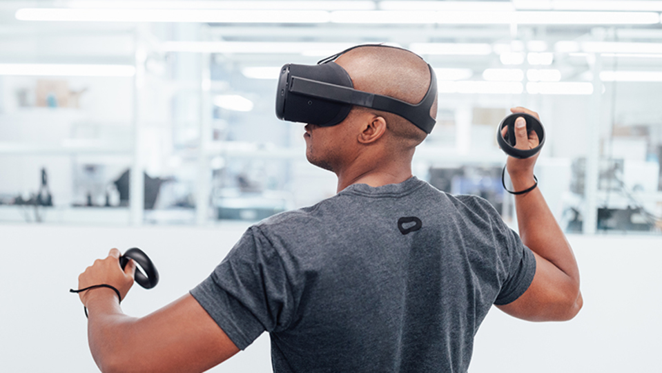 VR HMDの未来はOculus「Santa Cruz」におまかせ。製品イメージ初お披露目