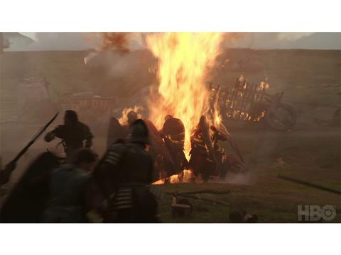 VFXとプラクティカル・エフェクトの合わせ技。ドラマ『ゲーム・オブ・スローンズ』の裏側映像