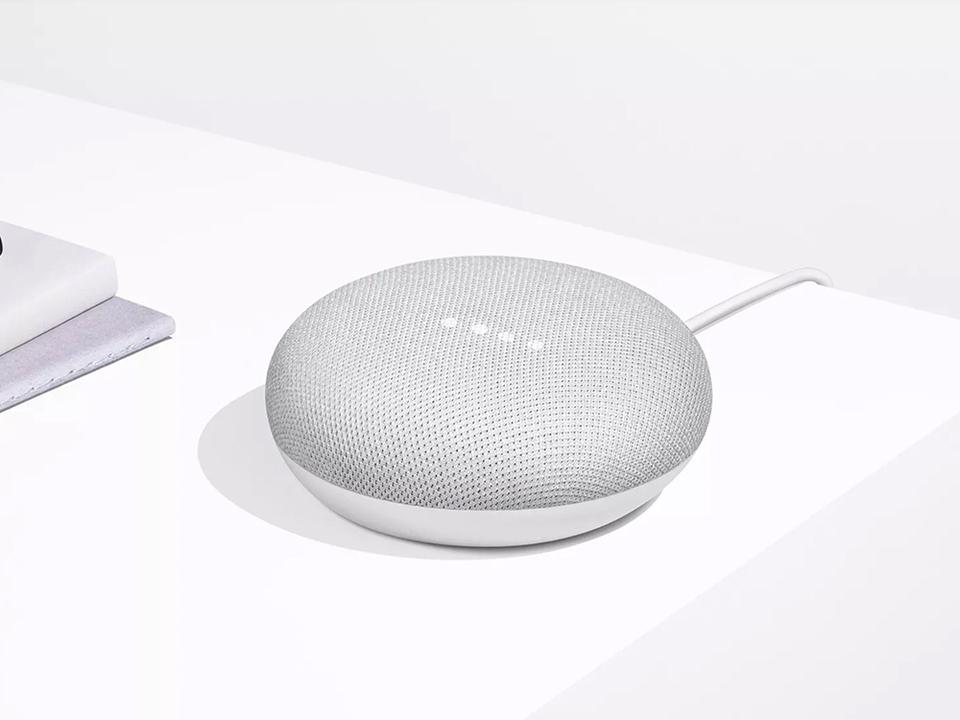 全部聞こえてます。「Google Home Mini」で音声を常時録音してしまうバグが発生