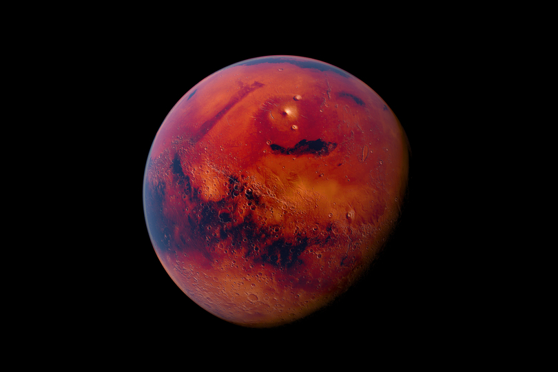 火星は軽く、深く、そしてムラがあった