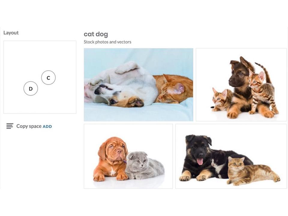 欲しい画像がすぐ見つかる! Shutterstockがオブジェクトの位置を指定して画像検索できるサービスを公開