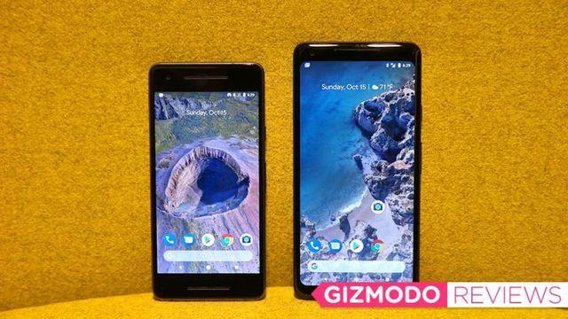 Pixel 2 レビュー:Googleが目指したベストなスマートフォン