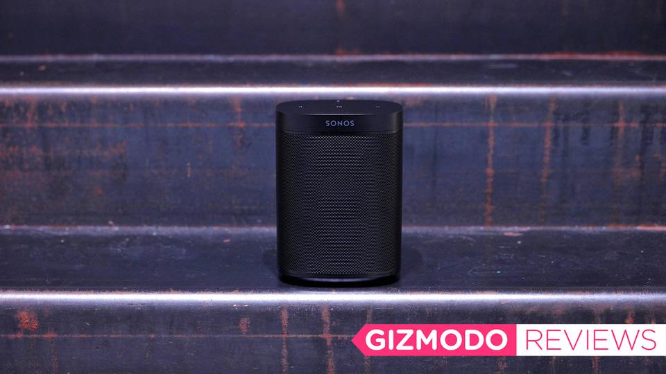 SonosのAlexa対応スマートスピーカー「Sonos One」ハンズオン!これならEcho Dotでいいかも...?