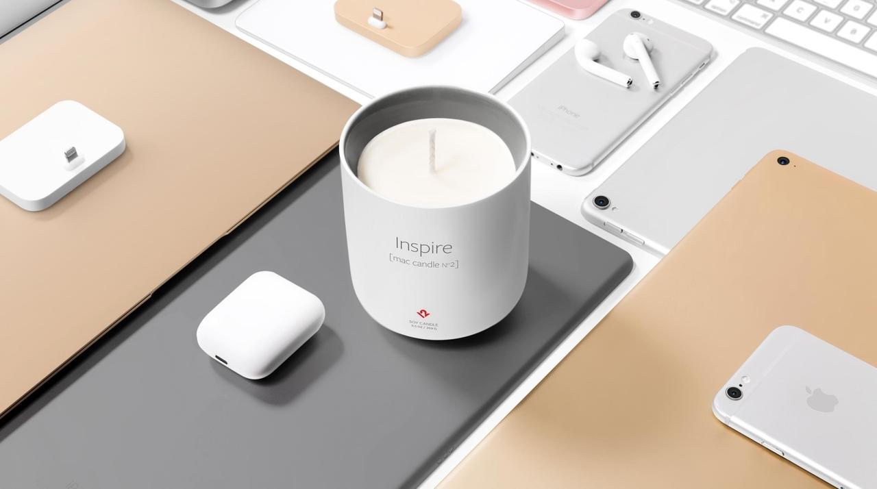新品Macの香りがするあのキャンドルに第2世代登場! 気になるスペックは…?