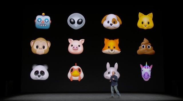 iPhone Xの新顔文字機能「Animoji」、日本の会社から商標で訴えられる