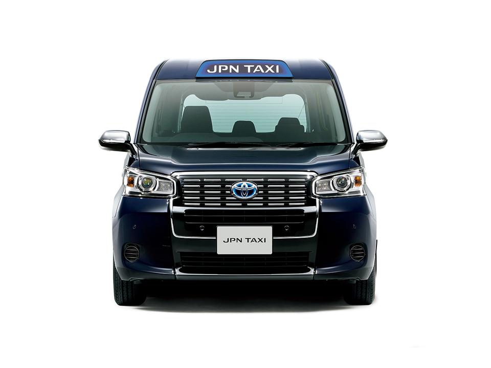 これからは、こんなタクシーが街を走りまわる。トヨタ、次世代のタクシー車両「JPN TAXI」発表!