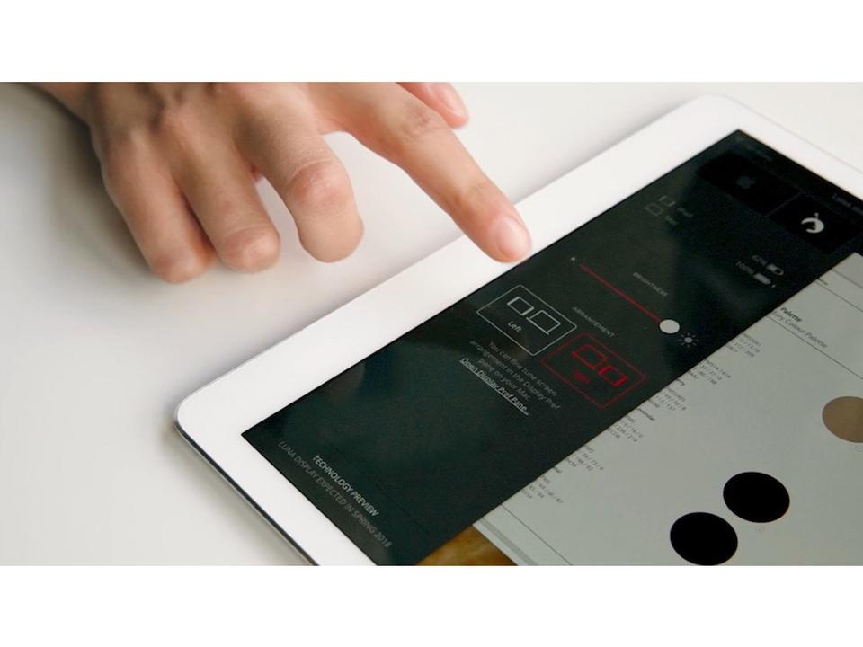 iPadのフロントカメラがボタンになったら、便利じゃない?