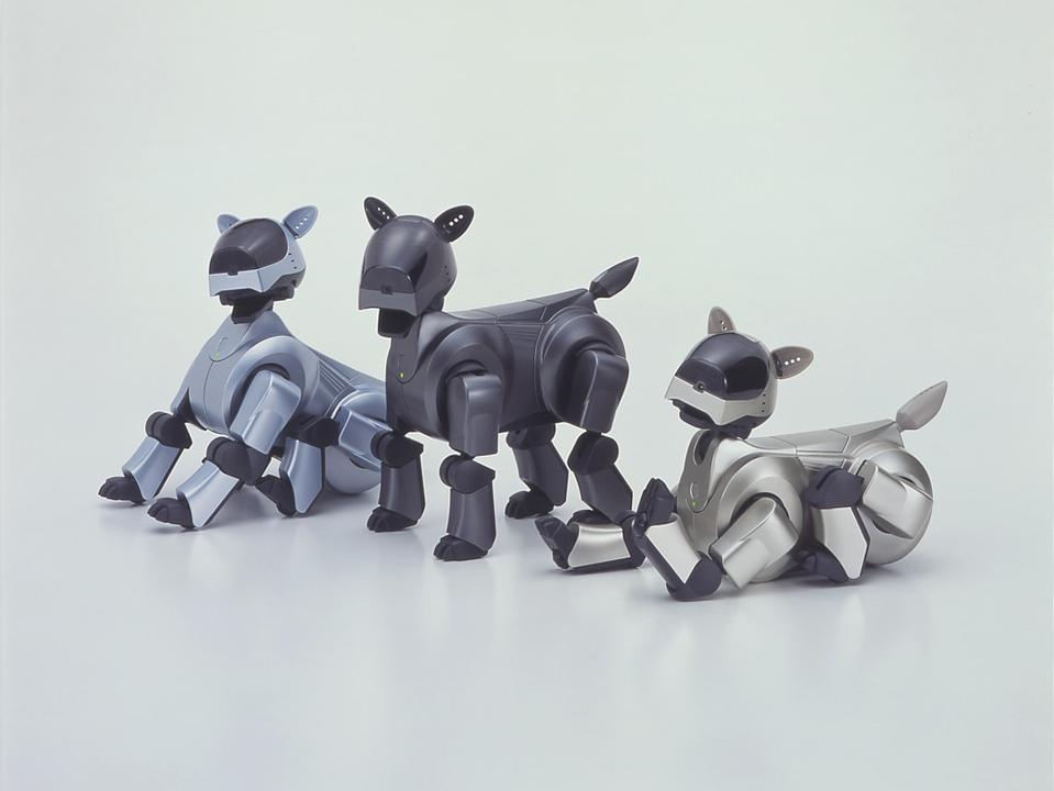 ソニー「AIBO」系譜の新しいイヌ型ロボット、11月に発表か!?