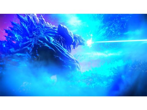 史上最大のゴジラに接近! アニメ映画『GODZILLA 怪獣惑星』本予告映像