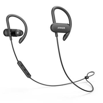 【本日販売開始】高音質で防水対応なBluetoothイヤフォン「Anker SoundBuds Curve」が数量限定500円引きです!