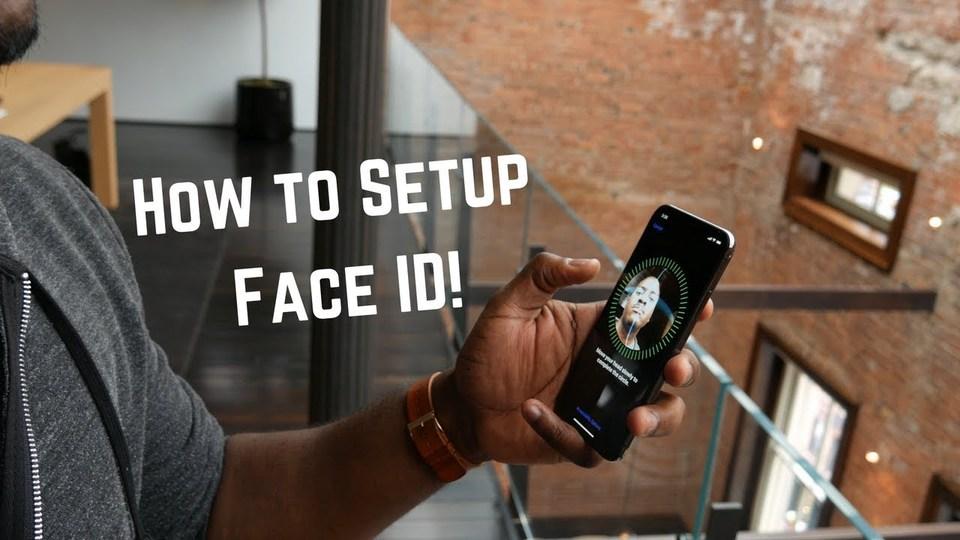 iPhone XのFace IDはこうやって登録するよ! 解説動画が公開