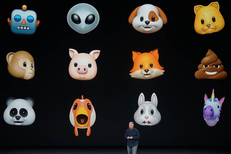 iPhone Xの「アニ文字」で伝えたい、5つのメッセージ(アメリカ版)
