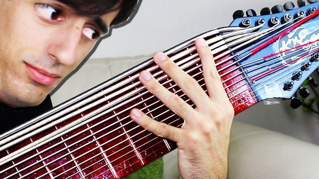 15弦ベースってどんな音がするの?