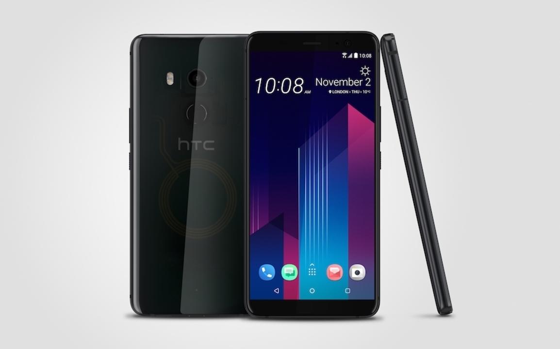 握れる兄貴分。「HTC U11+」が6インチサイズで登場