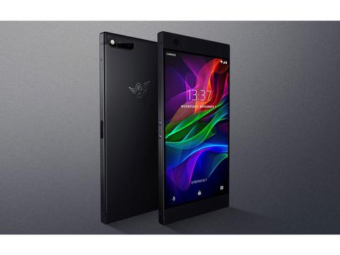 噂のスマホ「Razer Phone」正式発表! 8GB RAMに120Hz駆動液晶のモンスタースペックマシン