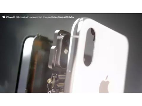 iPhone Xを速攻で分解してみると、そこには…?