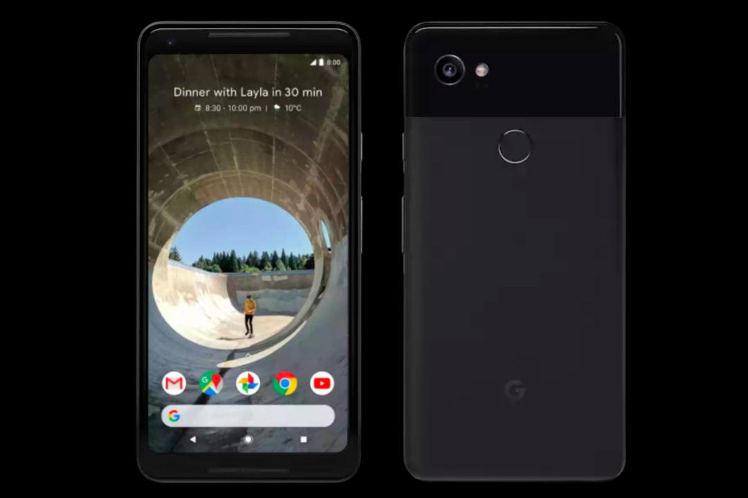 Android不在!Googleの「Pixel 2 XL」にOS非搭載のまま出荷される事態が発生。トラブル続きです...。
