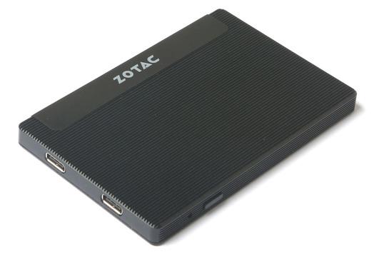 スマホより小さい? 2.5インチSSDサイズのWindowsマシン「ZBOX PI225」