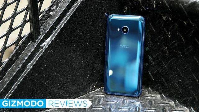 HTC U11 lifeレビュー:HTCは消えない。ミッドレンジモデルのコスパに驚かされる