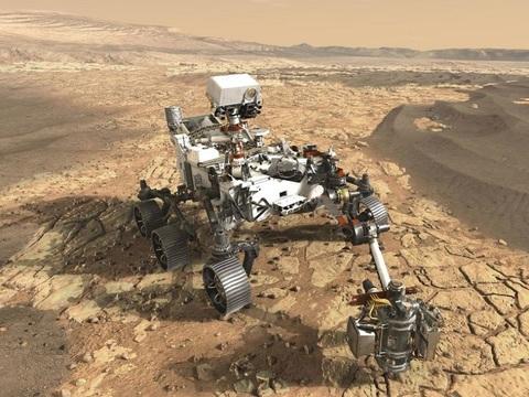 すべてがレベルアップ! 次世代の火星探査ローバーには、過去最高数のカメラが搭載される
