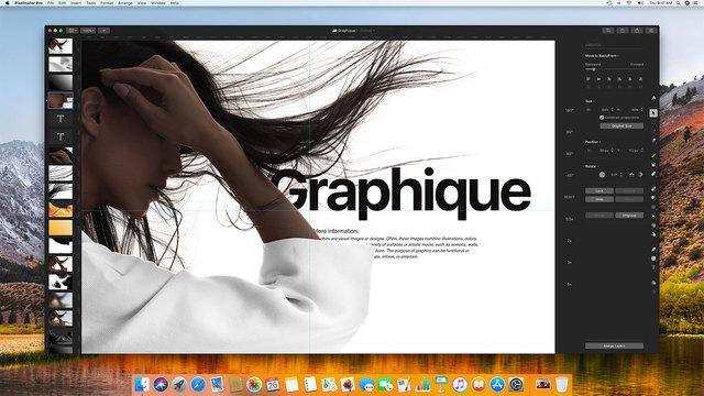 UIまで美しいMac向けの画像編集ソフト「Pixelmator Pro」リリース日が11月29日に決定