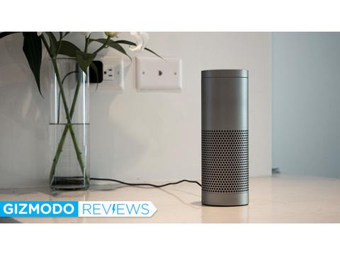 Amazon Echoの上位機種「Echo Plus」レビュー:スマートホームの構築がぐっと楽に