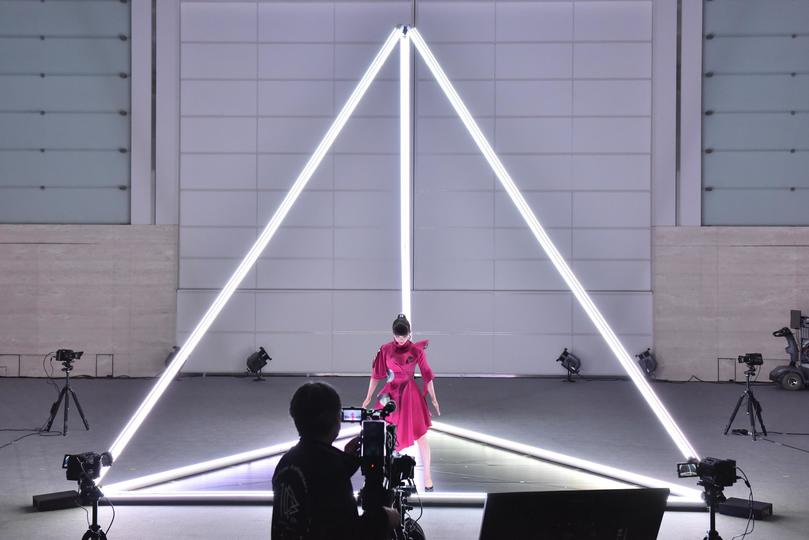 Perfume×docomo『FUTURE-EXPERIMENT VOL.1 距離をなくせ。』を終えてみて:菅野 薫さん、MIKIKOさん、真鍋 大度さん