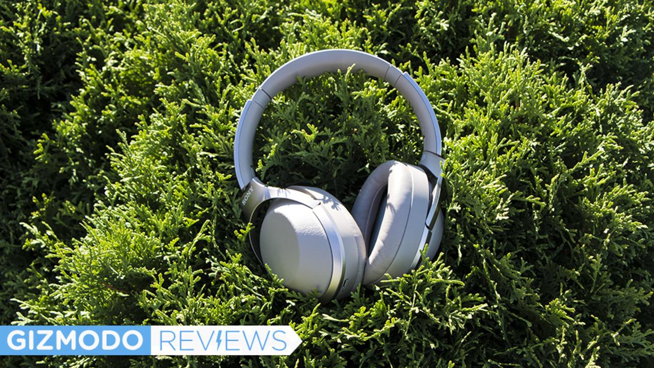 ソニーのワイヤレスノイキャンヘッドフォン「WH-1000XM2」レビュー:欠点が本当に何もない