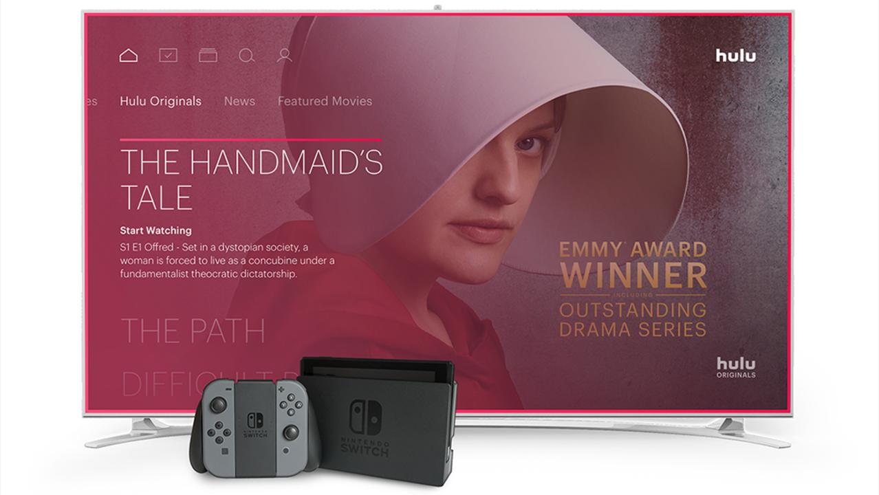 ゲーム機からエンタメ機へSwitch。Huluがニンテンドースイッチに対応(日本はまだだけど…)