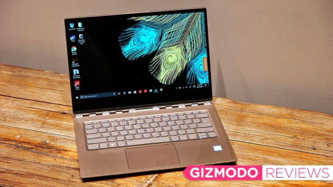 Lenovo YOGA 920レビュー:いま買えるベストな2in1ラップトップはこれ