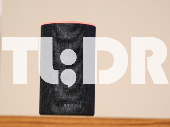 TL;DR:Amazon Echo、買う?