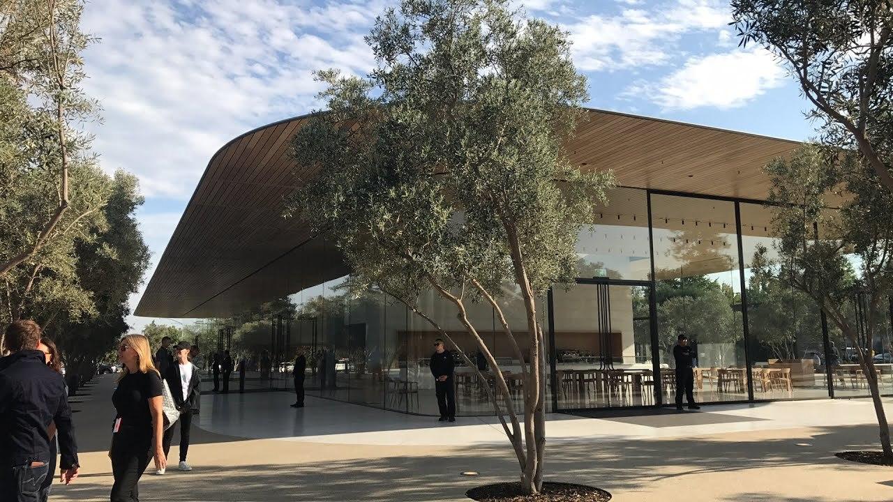 行ってみたい! Apple新本社のビジターセンターが11月17日にオープン