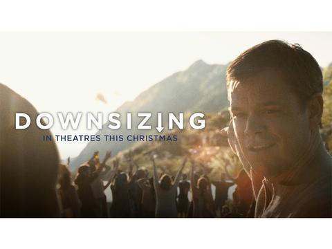 一緒に小さくなる約束だったのに…。人間縮小映画『ダウンサイジング』最新トレイラー
