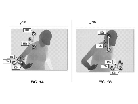 Apple、手の動きを3Dで読み取る特許を取得。いつかはジェスチャーでアプリが起動できるかも?