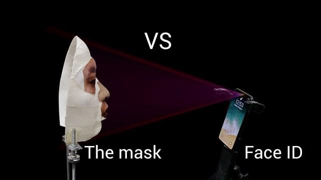 Face IDがマスクでもアンロックされる。でも、一般人なら心配なさそう
