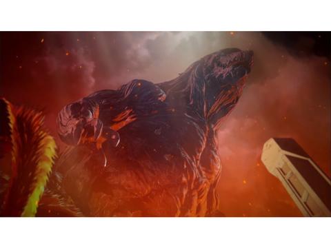 アニメ映画『GODZILLA』3部作には巨大ロボットが登場する?