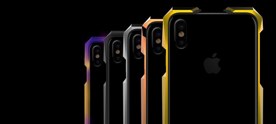 あなたのiPhone Xを守るiPhone Xよりリッチなケース「Advent Aurora」