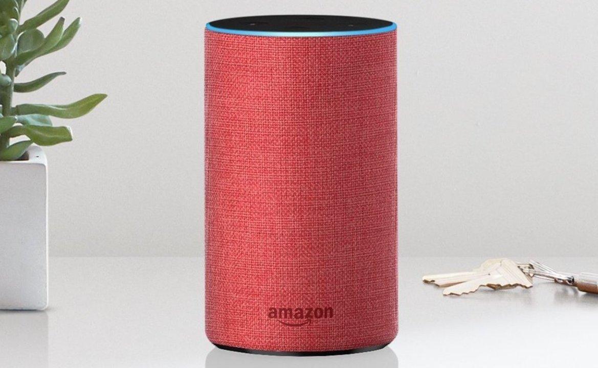 赤くて喋るやつ。Amazon EchoにPRODUCT(RED)協賛モデルが登場