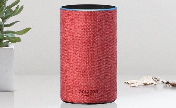 赤くて喋るやつ。Amazno EchoにPRODUCT(RED)協賛モデルが登場