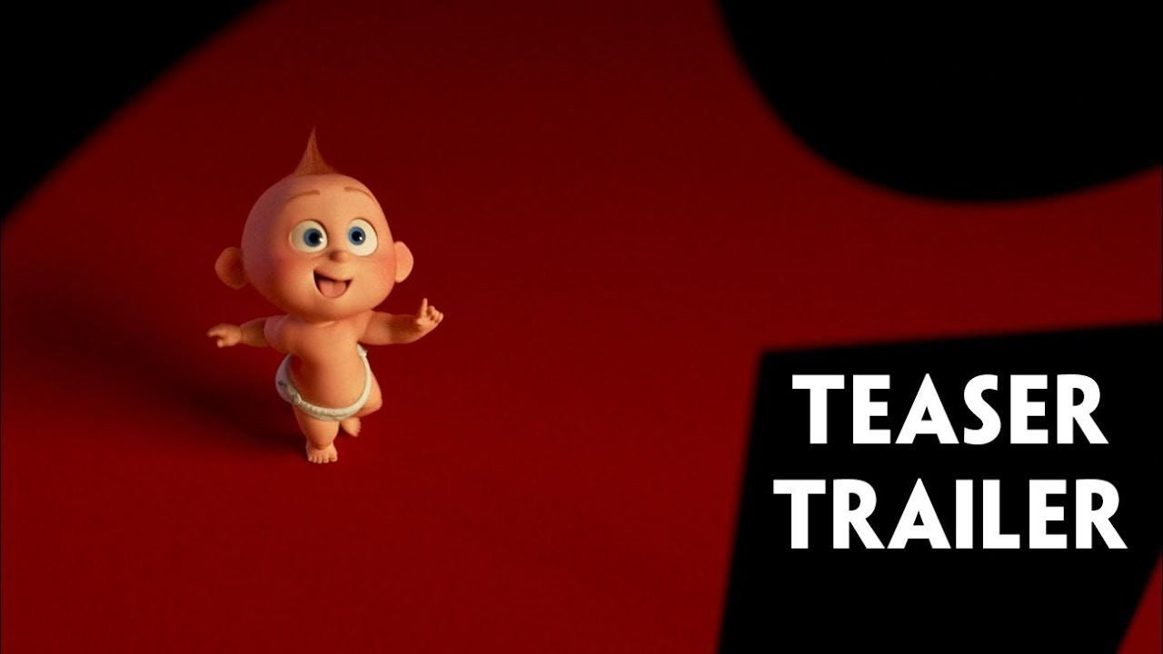 末っ子ジャック=ジャック大活躍の予感! ピクサー『Mr.インクレディブル 2』トレーラー