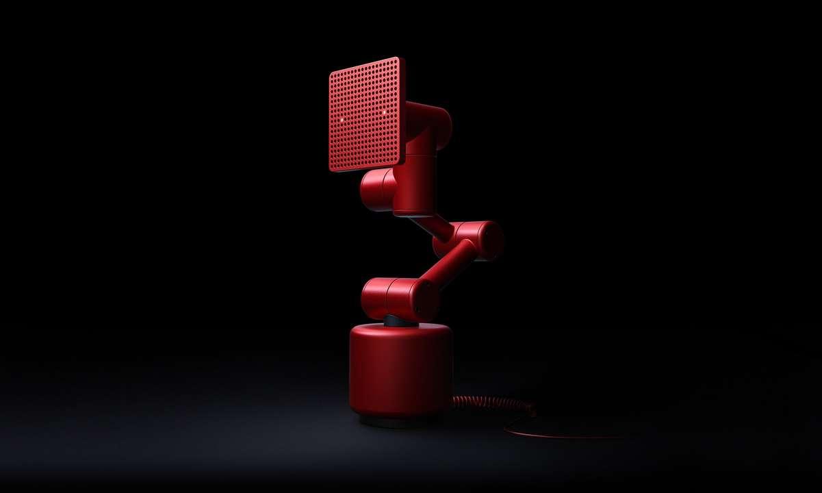 ロボット・アームが踊りだす。斬新すぎるスマートスピーカー「R」