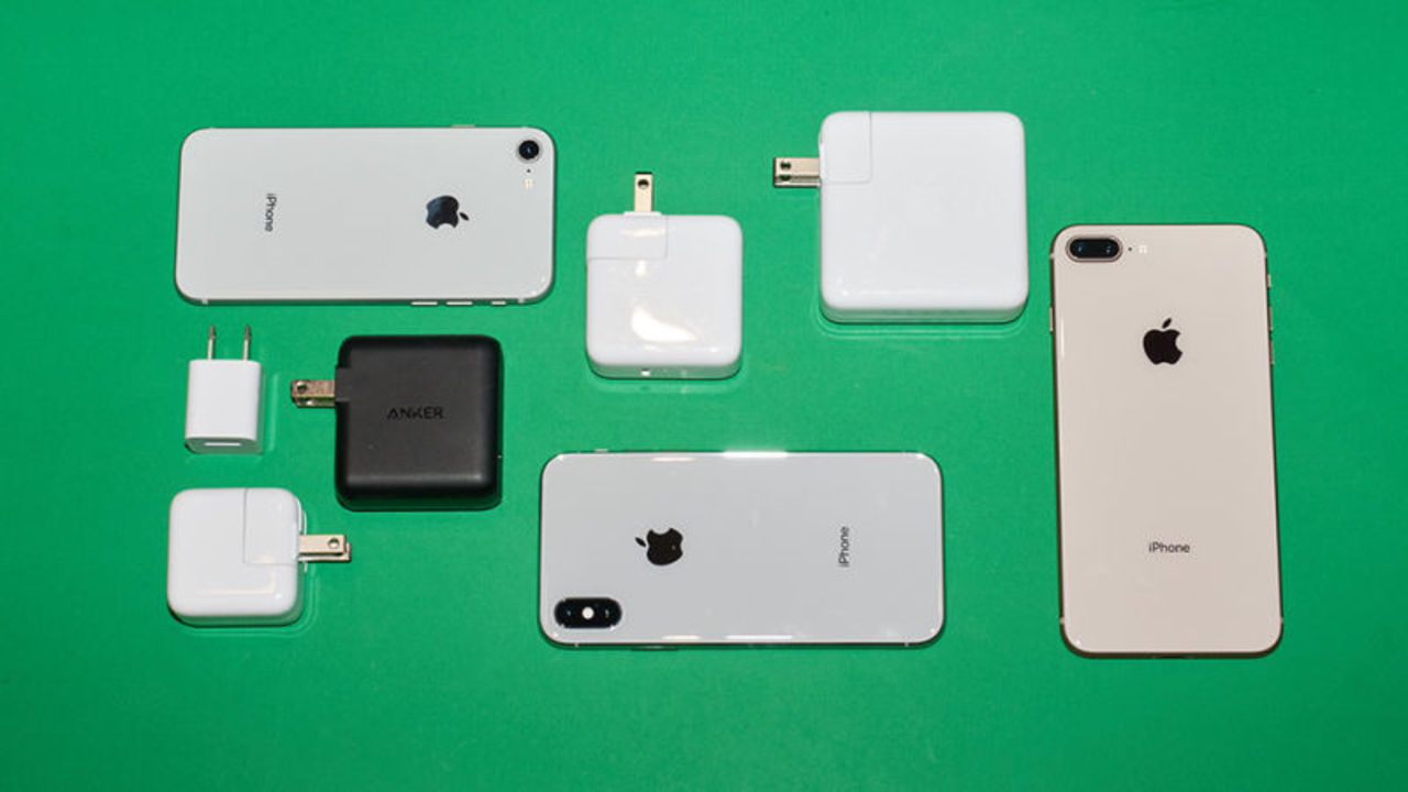 [検証]Apple純正のケーブルと電源アダプタ、高速充電できる組み合わせはどれ?
