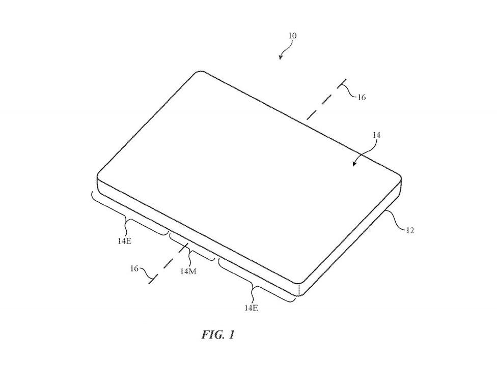 折りたたみiPhoneが実現? Appleが新たに関連特許を出願