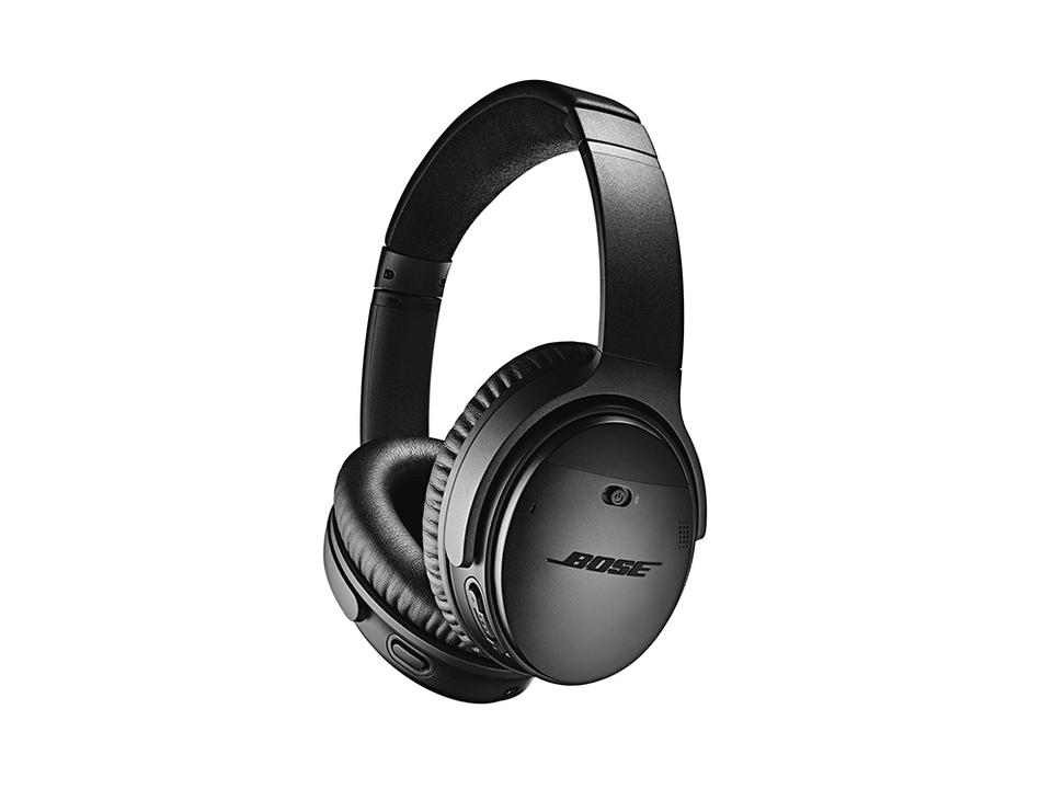 Googleアシスタントを搭載した初のヘッドホン「QuietComfort 35 wireless headphones II」がBoseから登場
