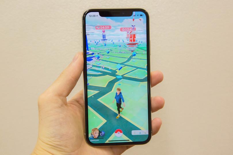 やっとポケモンGOがiPhone Xに対応したぜ