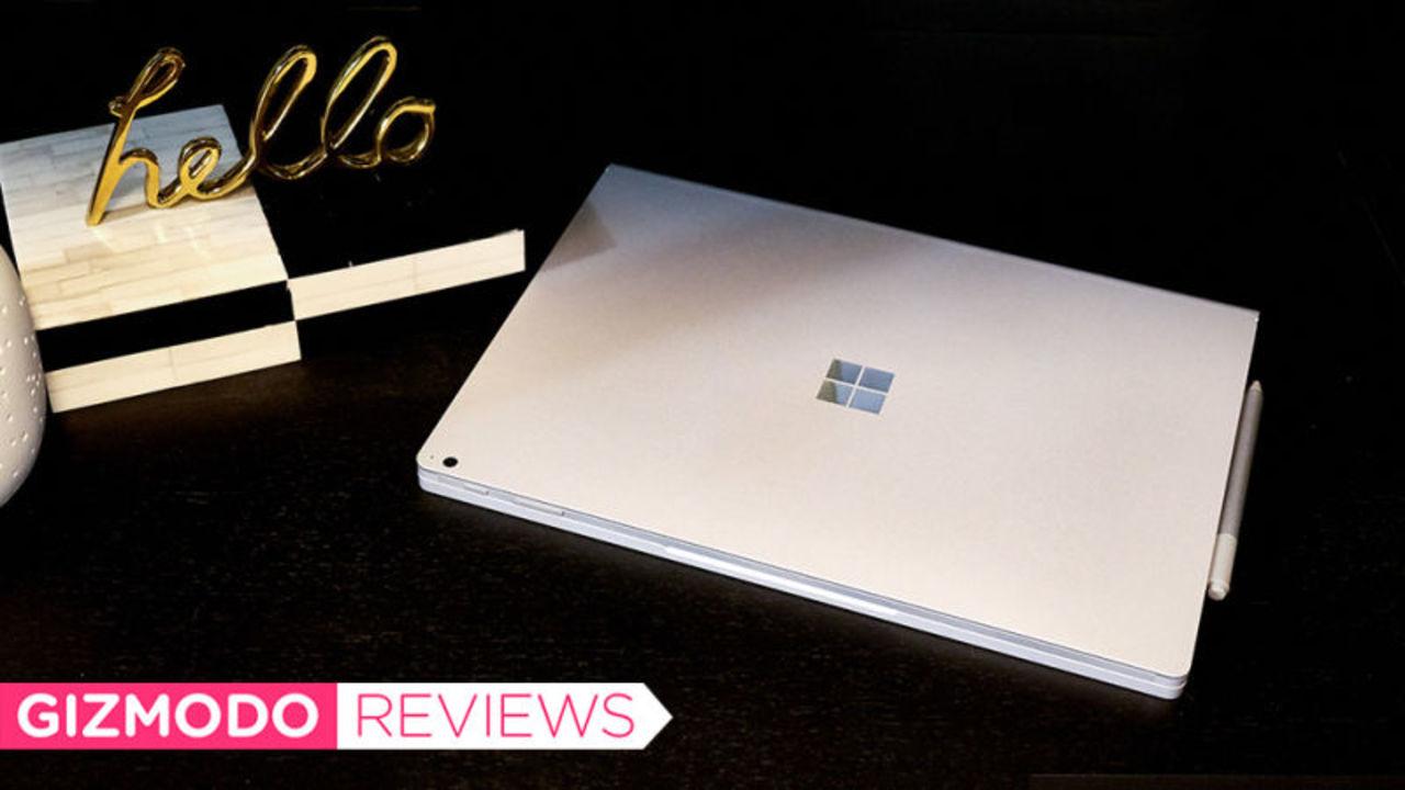 無駄にハイスペックすぎる? Microsoft最強のラップトップ「Surface Book 2」レビュー